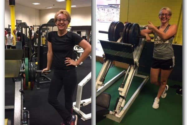 Connor Hall Fitness - Karolina transformation